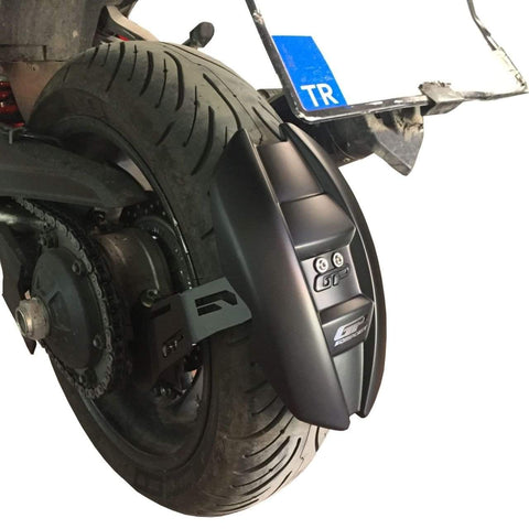Honda VFR800X Crossrunner Rear Fender Splash Mud Guard 2015-19
