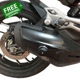 Bajaj Dominar Slider Crash bar for Exhaust 2017 2020 Model A
