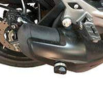 Bajaj Dominar Slider Crash bar for Exhaust 2017 2018 Model A