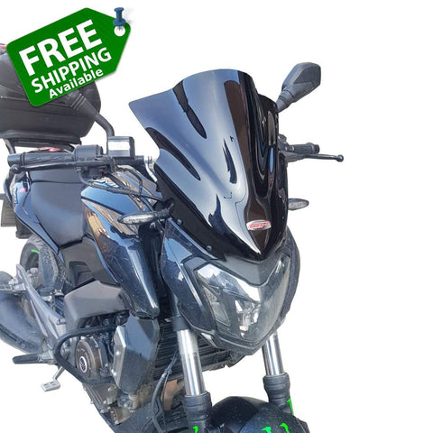 Bajaj Dominar 400 Windshield 37cm 2017 2021