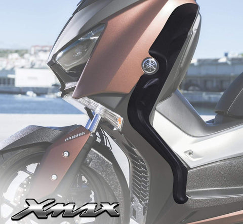 Yamaha Xmax Fairing Guard, Wind Deflector for Legs 2018-2019