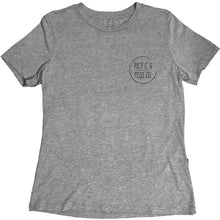 Load image into Gallery viewer, PACIFIC & MOSS LADIES TEE - FRONT LOGO