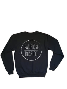 PACIFIC & MOSS CREWSWEATER