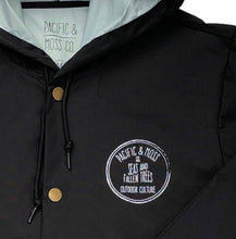 Load image into Gallery viewer, HOODED COACH JACKET