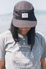 Load image into Gallery viewer, PACIFIC & MOSS TEE - CENTRE FRONT LOGO