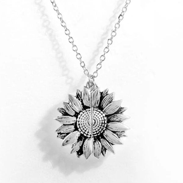 Premium Foldable Sunflower Necklace