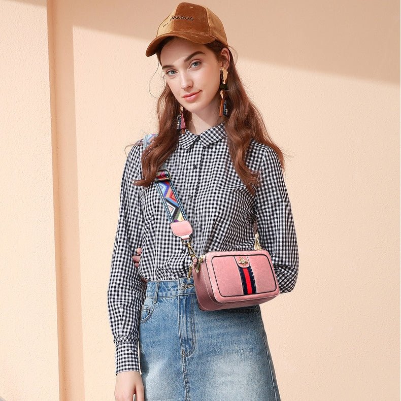 2019 Fashion Style Small Square Bag                                                                                                                                                                               X
