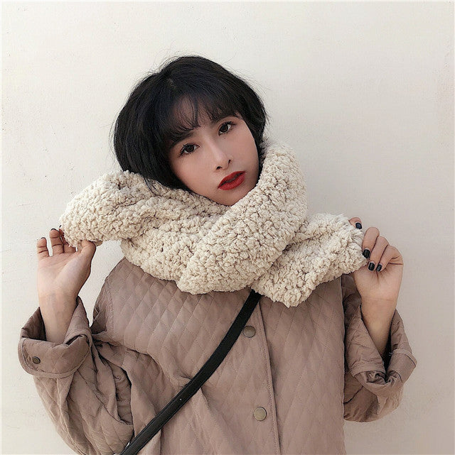 Lambswool Super Warm Scarf