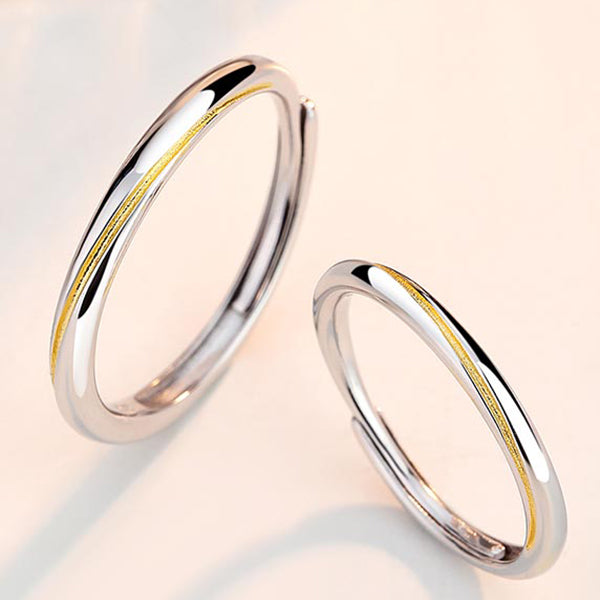 Love Endless Couple Ring