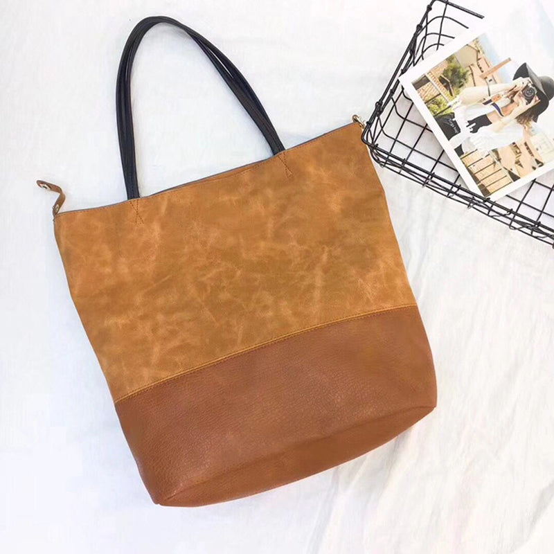 Double Style Tote Bag