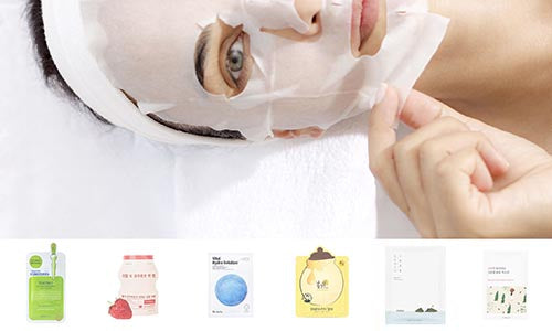 Sheet Mask Promotion Code Picture