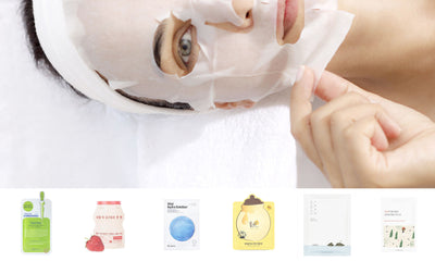 $5 off 10 sheet masks