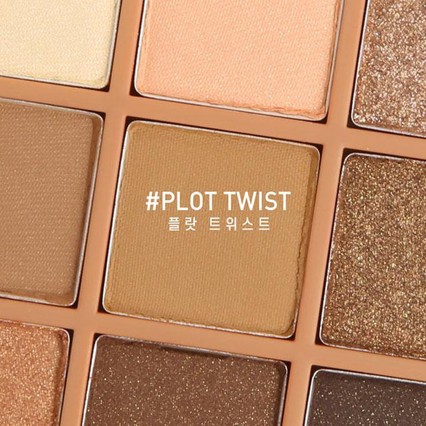 Mood Recipe Multi Eye Color Palette #Plot Twist