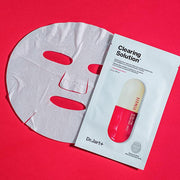 the sheet mask