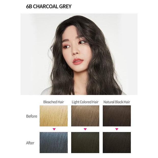 #2 colour 6b charcoal grey