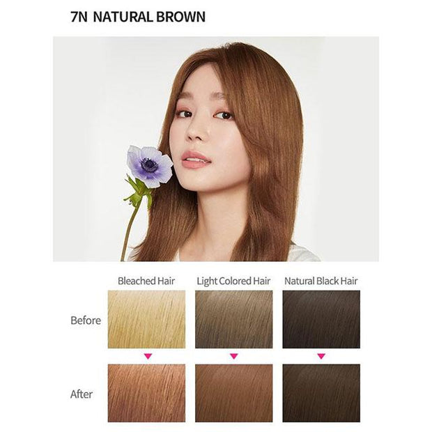 #3 colour 7n natural brown