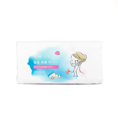 Face Wash Disposal Cotton Tissue Towel