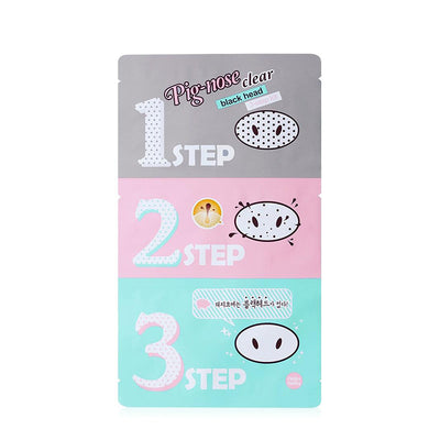 Pig Nose Clear Black Head 3 Step Kit