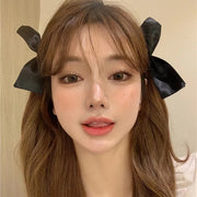 Half Bow Hair Clip 1 Pair