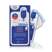N.M.F Aquaring Ampoule Mask Pack 10pc