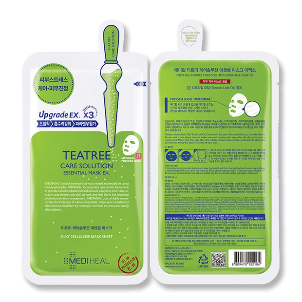Teatree Care Solution Essential Mask Ex