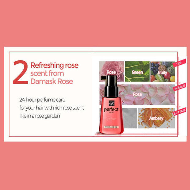 Perfect Rose Perfume Serum