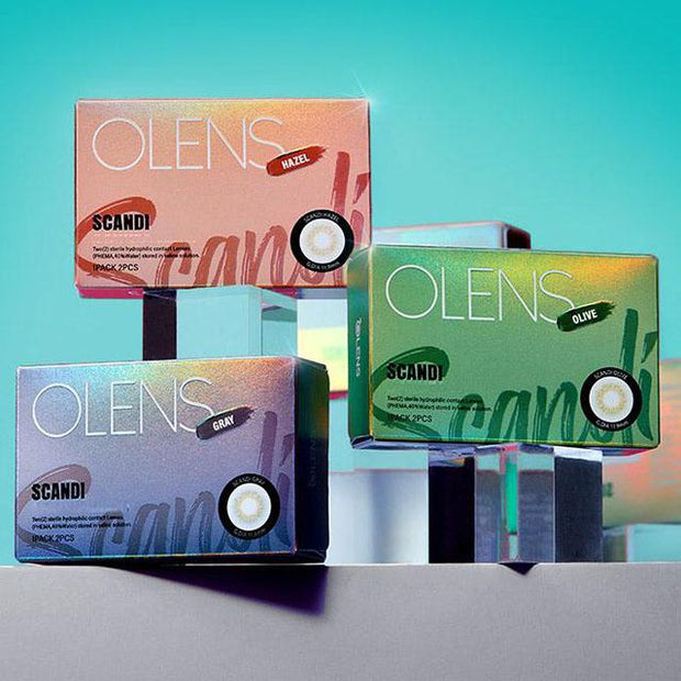 Olens Scandi all series poster