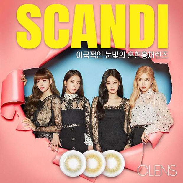 Olens Scandi x BlackPink