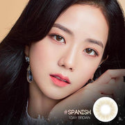 olens Spanish brown daily x BlackPink