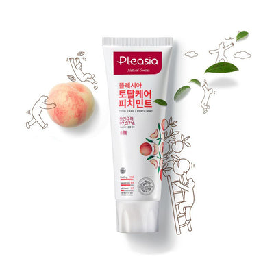 Total Care Peach Mint Toothpaste