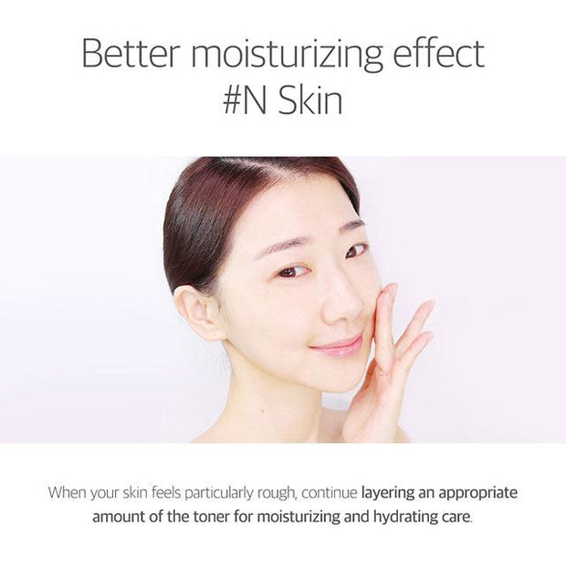 better moisturising effect
