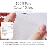 100% pure cotton sheet