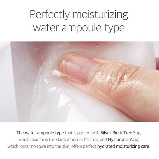 perfectly moisturising water ampoule type