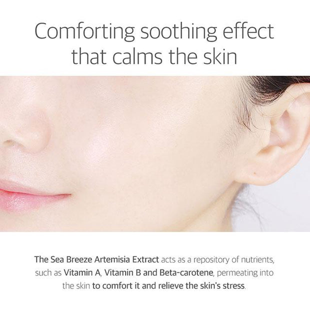 comforting soothing effect that calms the skin