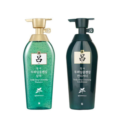 Scalp Deep Cleansing Shampoo & Conditioner Set