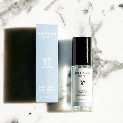Dress & Living Clear Perfume No. 97 April Cotton 70ml