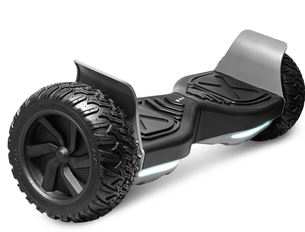 GlareWheel Offroad 8.5'' Hoverboard With Built-In Bluetooth Speaker- UL2272 Certified