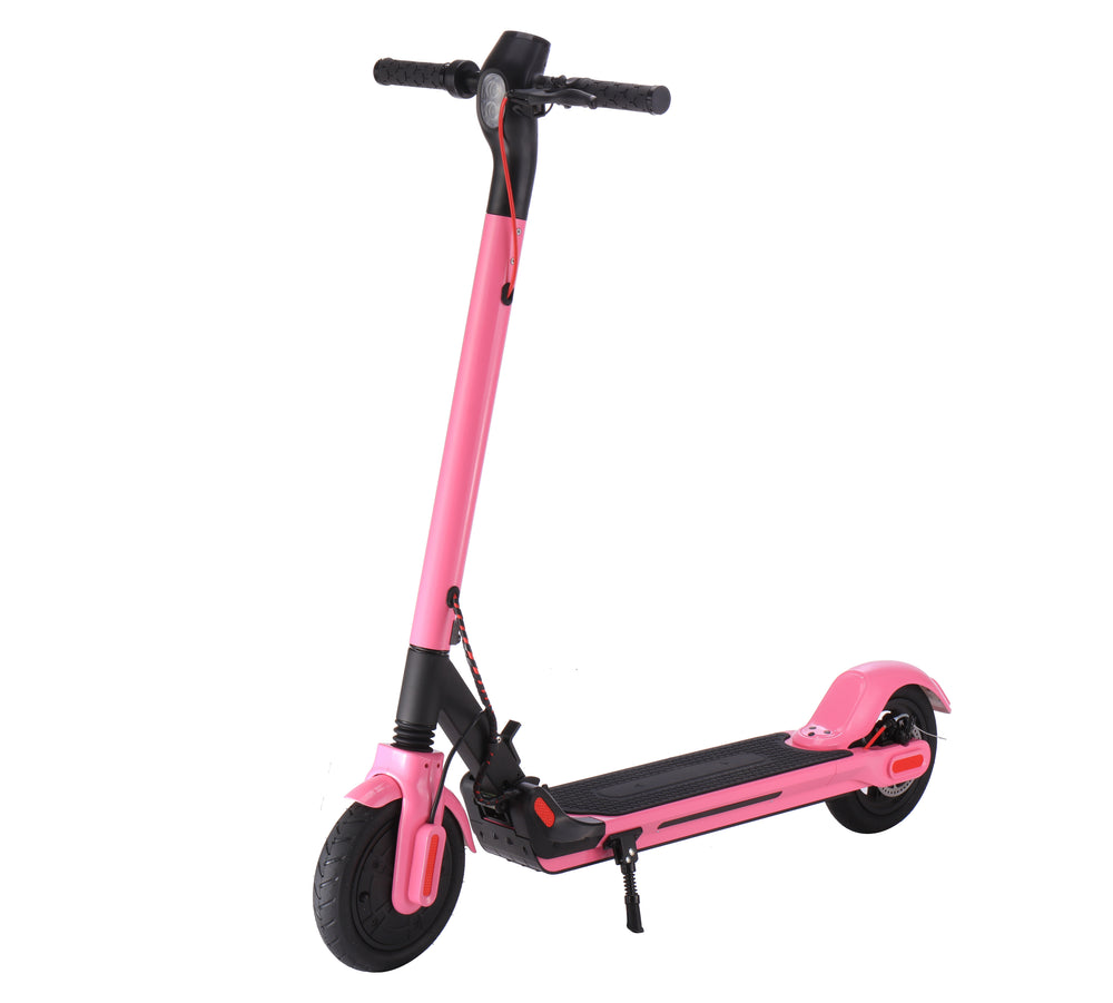 GlareWheel Electric Scooter 8.5'' Cushioned Tires High Speed APP Control Pro S10-GlareWheel