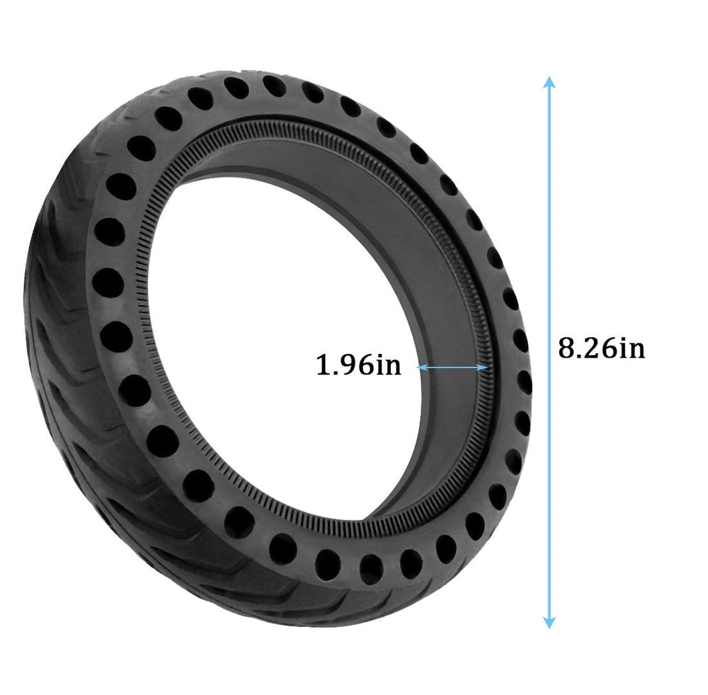 GlareWheel S10 Solid Honey Comb Tire