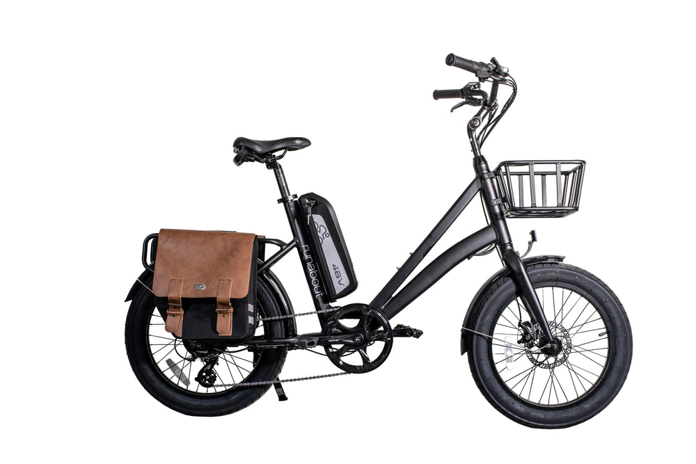 GlareWheel Electric Bike EB-RU Accessories
