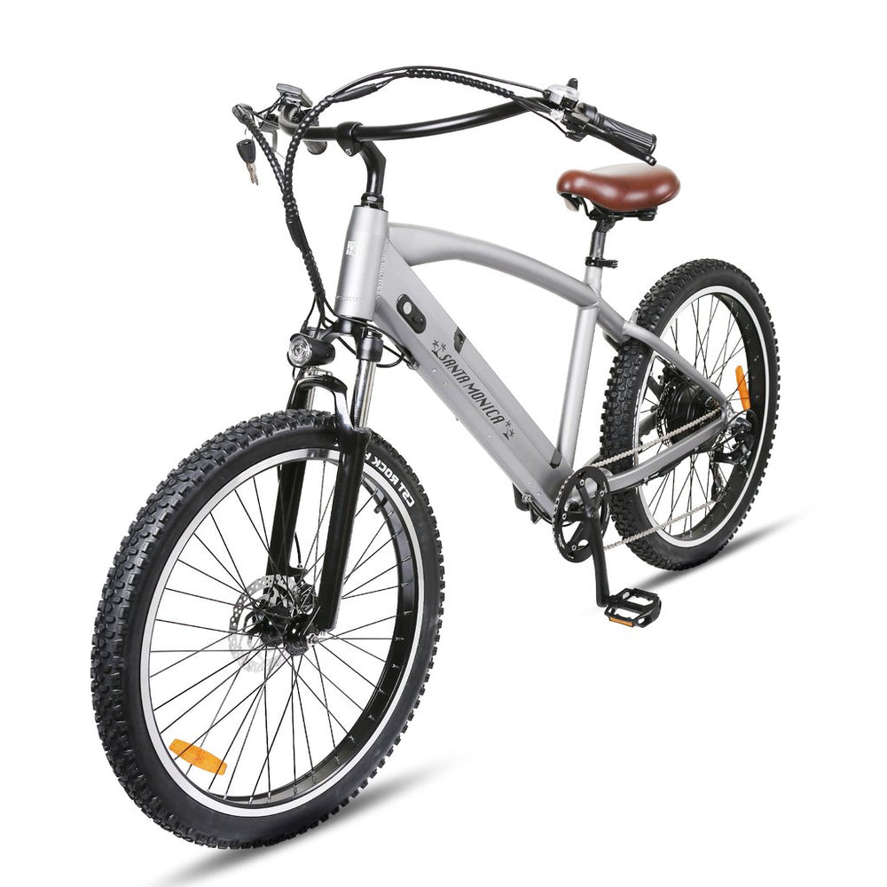 "GlareWheel 26"" Electric Cruiser Bike EB-X11"
