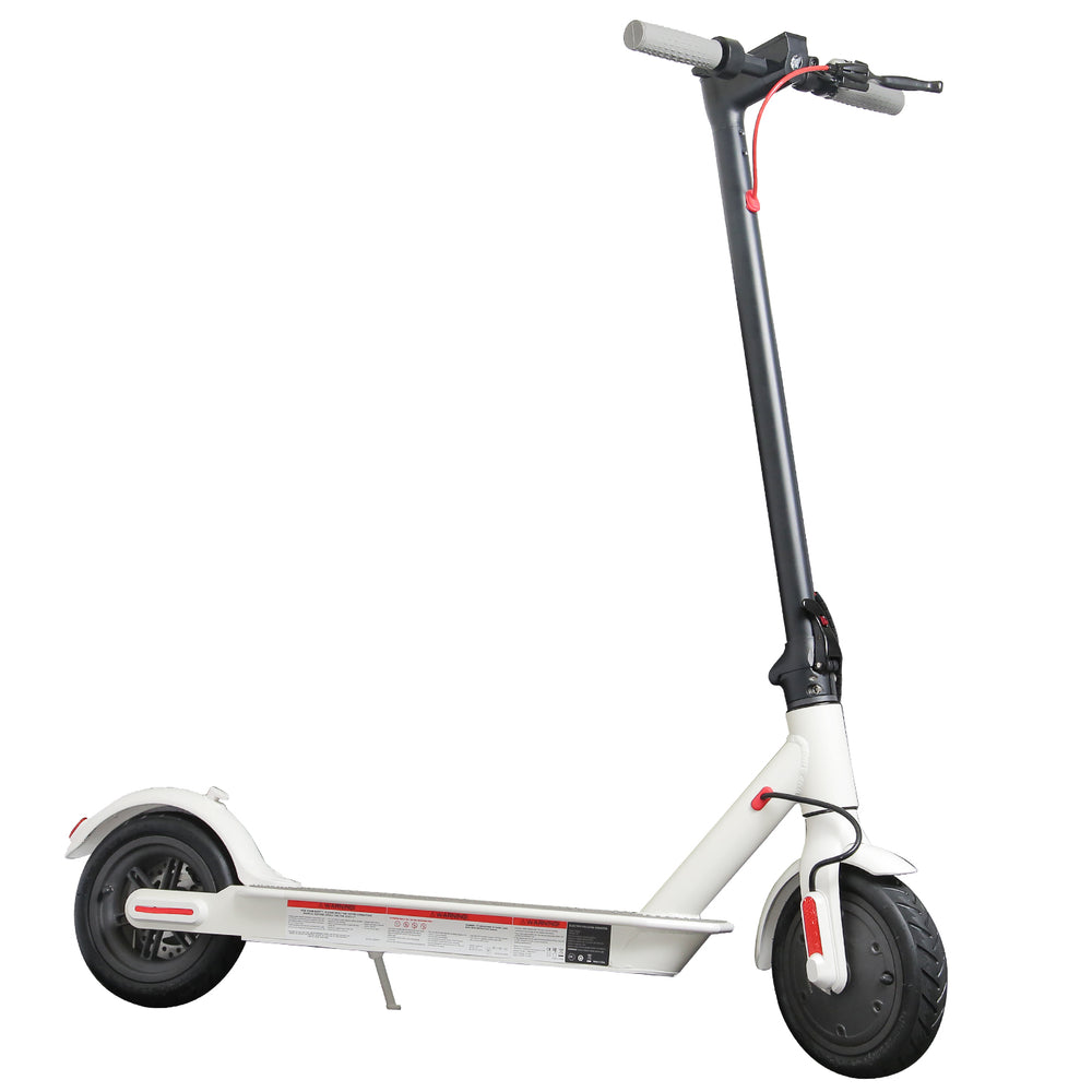 GlareWheel ES-S7 High Speed Electric Scooter 8 Inch Wheels Foldable
