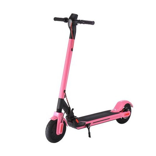 GlareWheel Pro S10  Electric Scooter 8.5 Inch Foldable Pink