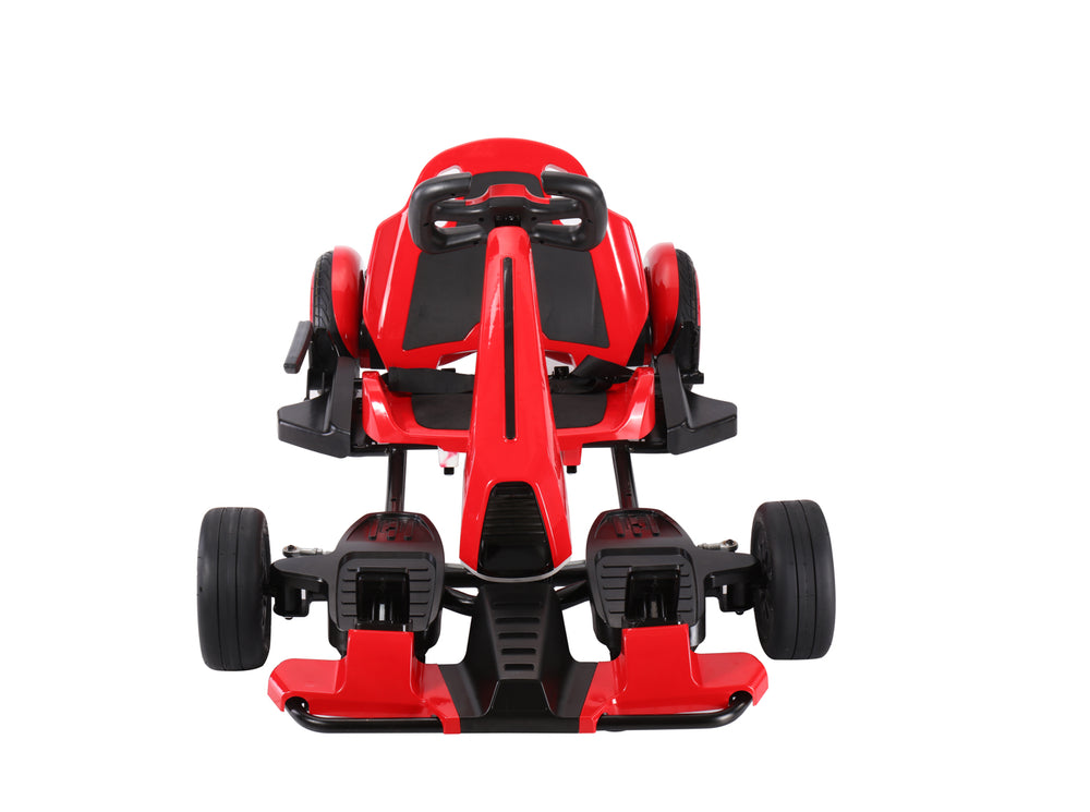 GlareWheel Go Kart Hoverboard Attachment-GlareWheel