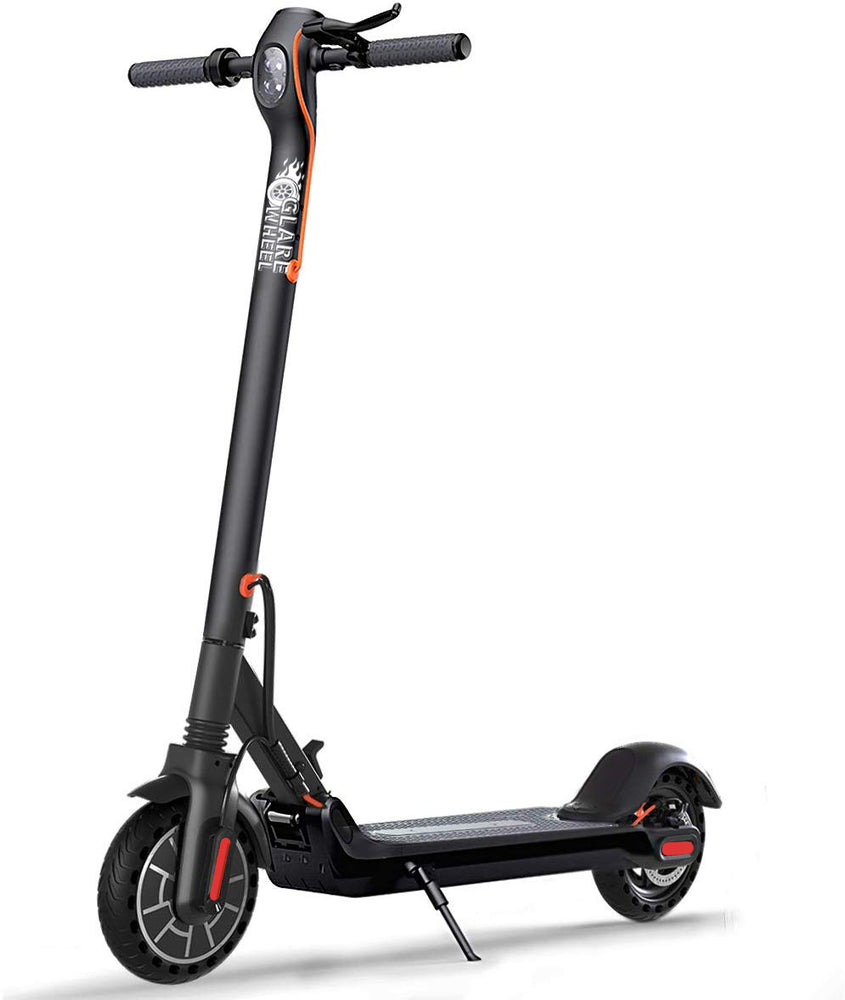 GlareWheel Electric Scooter 300W High Speed APP Control Foldable Pro S10