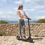 GlareWheel ES-S10X 350W Electric Scooter High Speed City Commuter Foldable