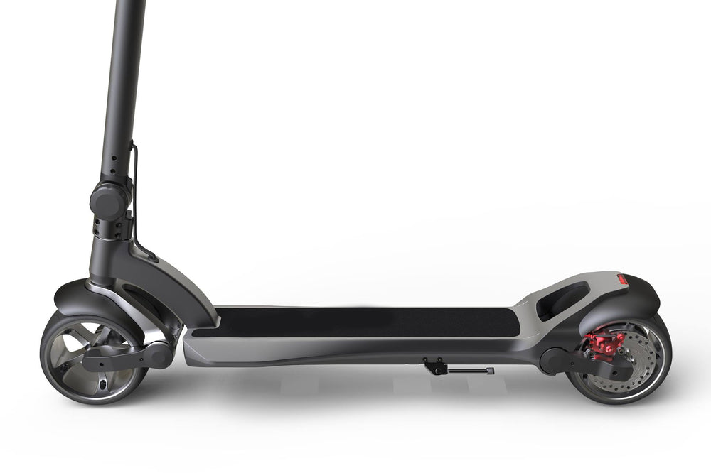 GlareWheel ES-S11 Adult Commute Electric Scooter Foldable Powerful Off Road