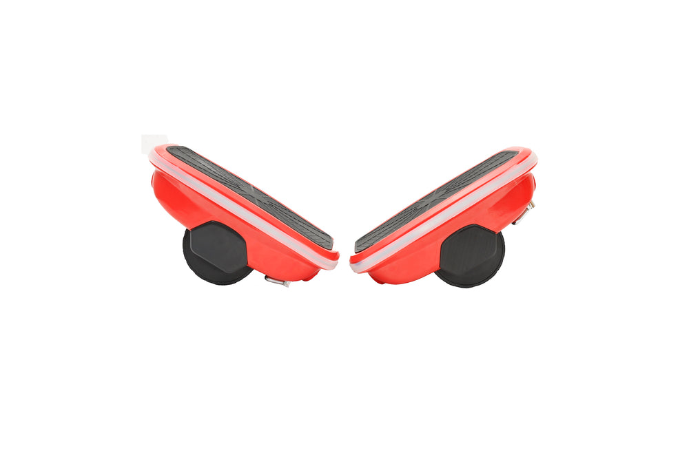 GlareWheel Hover Shoes with LED Lights 2019 Newest Self Balancing Scooter-GlareWheel