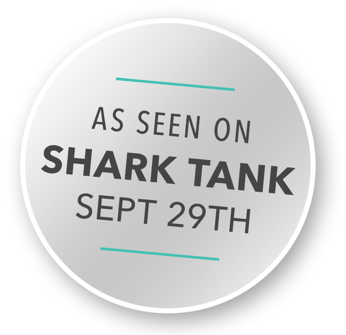 Shark tank button