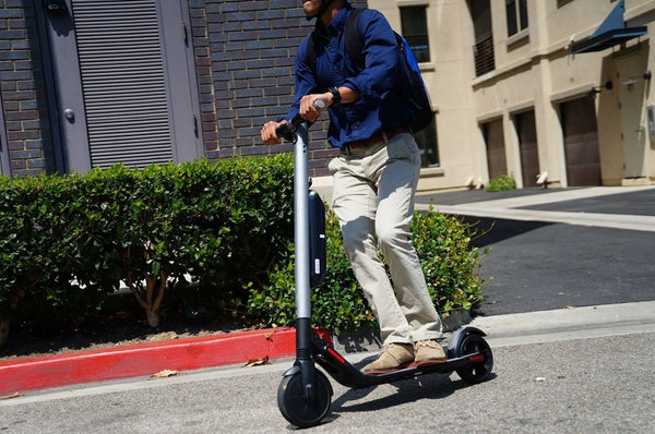 Ninebot es4 Electric Kick Scooter......So Fun!!